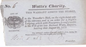 watts charity