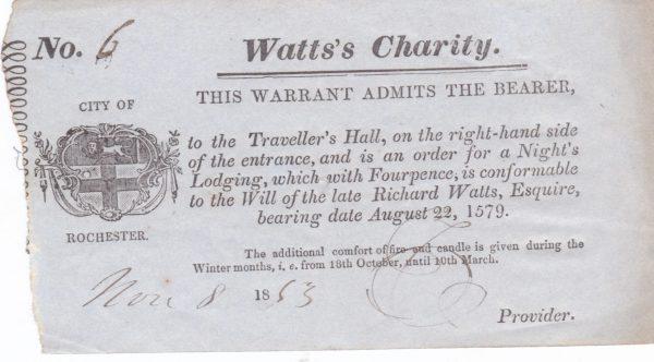 watts charity