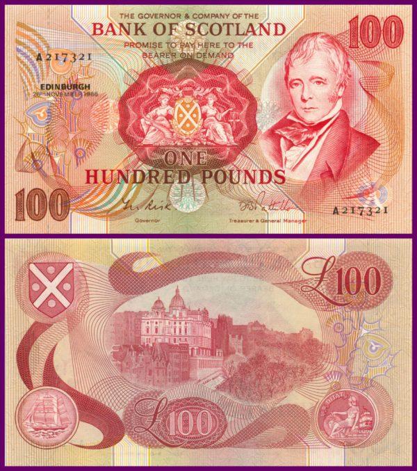 Bank of scotland sc174e