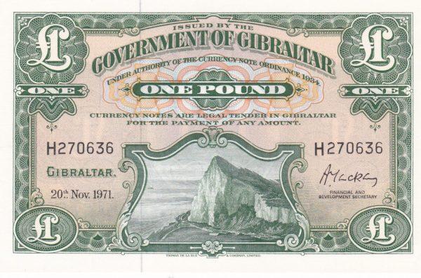 Gibraltar Pick 18b