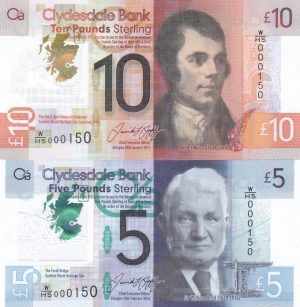 clydesdale bank polymers