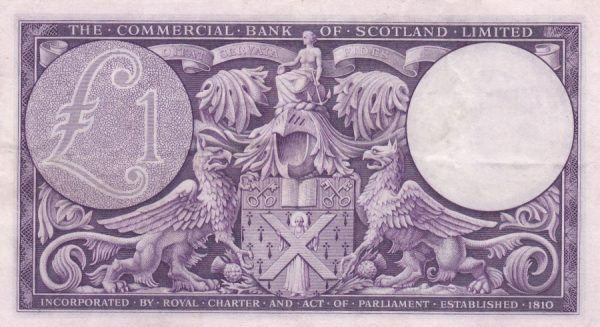 commercial bank of scotland
