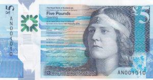 £5 RBS