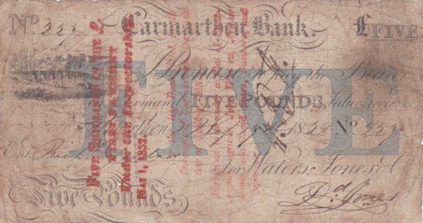 carmarthen bank